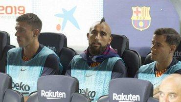 294 миллиона евро в запасе – скамейка запасных Барселоны в матче с Алавесом была самой дорогой в истории клуба