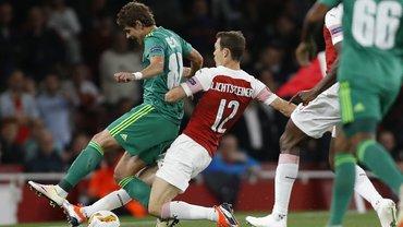 Арсенал – Ворскла – 4:2 – відео голів та огляд матчу
