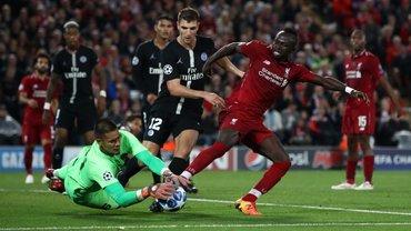 Ливерпуль – ПСЖ: онлайн-трансляция матча Лиги чемпионов – как это было