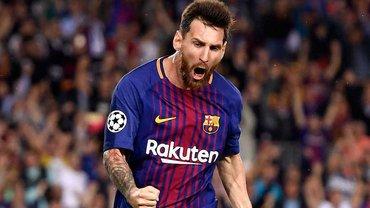 Барселона – ПСВ: Мессі забив перший гол Ліги чемпіонів 2018/19, і це дуже красиво