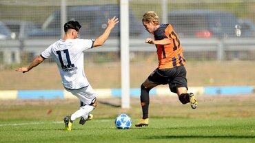 Юнацька ліга УЄФА: Шахтар вдома мінімально поступився Хоффенхайму