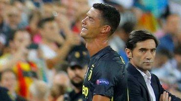 УЕФА открыл дисциплинарное производство против Роналду