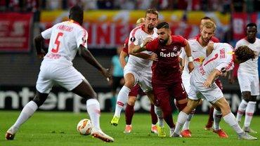 Лига Европы: Зальцбург и обидчики Зари выдали драму в дерби РБ, Байер оформил чудо-камбэк, Селтик вымучил победу
