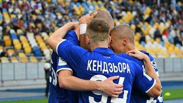Динамо розгромило Десну, перервавши шестиматчеву безпереможну серію