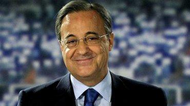 Флорентино Перес назвал причину продажи Роналду в Ювентус