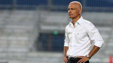Раванелли подал в отставку с поста главного тренера Арсенала-Киев – руководство клуба уже приняло решение