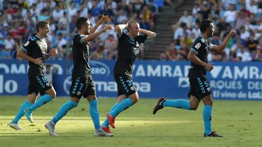 Партнер Кравця забив казковий гол з центра поля за Луго – травмованого українця ображали трибуни Сарагоси