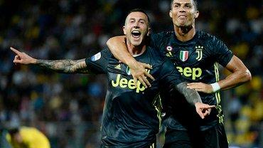 Роналду приніс перемогу Ювентусу над Фрозіноне: 5-й тур Серії А, матчі неділі