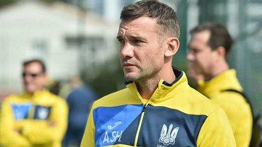 Шевченко визначився зі списком легіонерів збірної України на матчі проти Італії та Чехії – є зміни