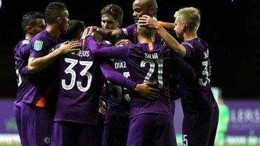 Кубок англійської Ліги: Манчестер Сіті із Зінченком розгромив Оксфорд та інші матчі