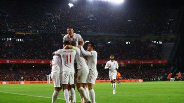Испания – Англия – 2:3 – видео голов и обзор матча
