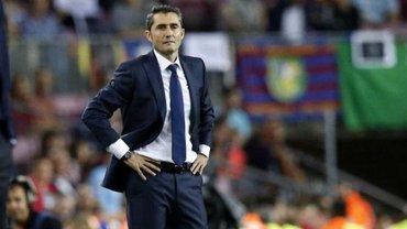 Барселона рассматривает две кандидатуры на замену Вальверде – в списке экс-игрок Металлурга Д