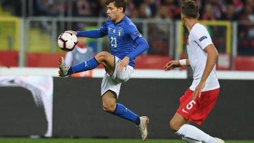 Ліга націй: Італія вирвала перемогу у Польщі, яка вилетіла з дивізіону А
