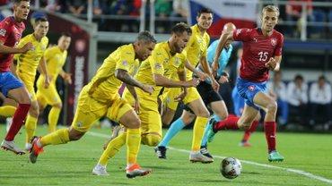 Украина – Чехия: где смотреть матч Лиги наций