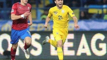 Тройной успех сборных, или Такого игрока не было со времен Калитвинцева: реакция соцсетей на матч Украина – Чехия