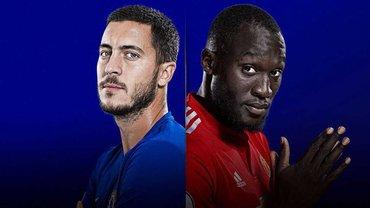 Челси – Манчестер Юнайтед: стартовые составы команд