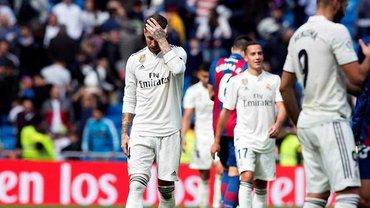 Рамос отличился позорным поступком на тренировке – напряжение в Реале растет