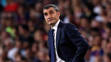 Вальверде назвал причины сенсационного поражения Барселоны от Бетиса