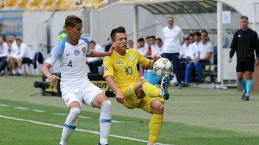 Словакия – Украина: прогноз на матч Лиги наций