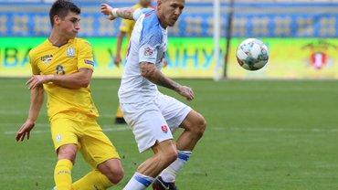 Словаччина – Україна – 4:1 – відео голів та огляд матчу
