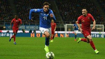 Ліга націй: Португалія втримала нічию в матчі з Італією та забезпечила собі вихід у плей-офф