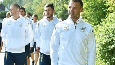 Збірна України програє Словаччині на 65 млн євро за вартістю гравців