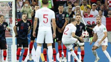 Англія – Хорватія: онлайн-трансляція матчу Ліги націй, – як це було