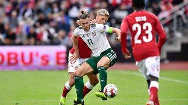 Ліга націй: Словенії не вистачило гола Вербіча для перемоги над Норвегією, Данія обіграла Уельс