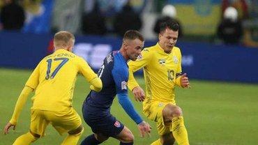 Головні новини футболу 16 листопада: Україна розгромно програла Словаччині, Нідерланди здолали Францію