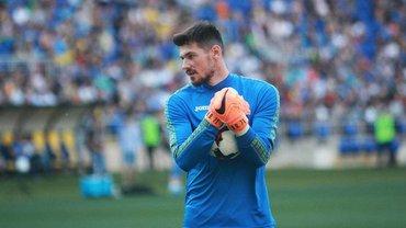 Словакия – Украина: Бойко стал худшим игроком матча по версии WhoScored