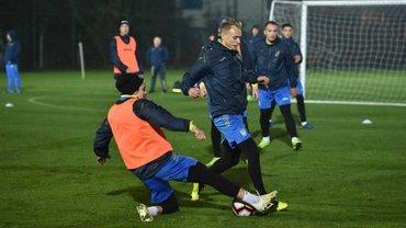 Головні новини футболу 17 листопада: Україна готується до матчу з Туреччиною, Португалія – перший півфіналіст Ліги націй