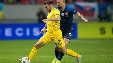 Ковалець пояснив, через яких двох гравців не спрацювала нова тактика збірної України