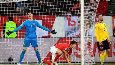 Швейцарія – Бельгія – 5:2 – відео голів та огляд матчу