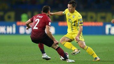 Украина – Турция: где смотреть товарищеский матч
