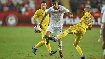 Украина – Турция – 0:0 – видеообзор матча