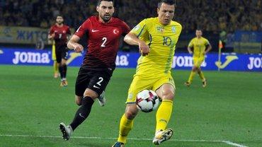 Украина – Турция: анонс товарищеского матча