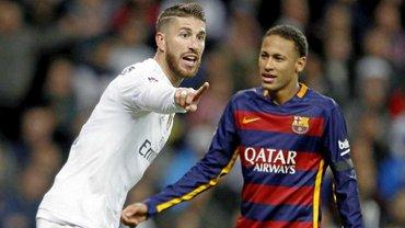 Неймар отказывается переходить в Реал из-за Рамоса, – Don Balon