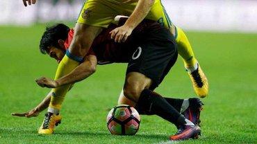 Украина – Турция: онлайн-трансляция матча