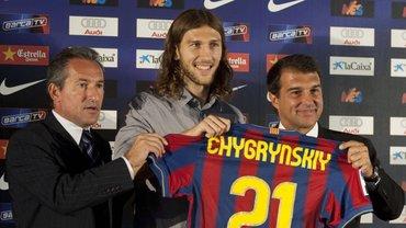 Чигринский назвал причину своего провала в Барселоне