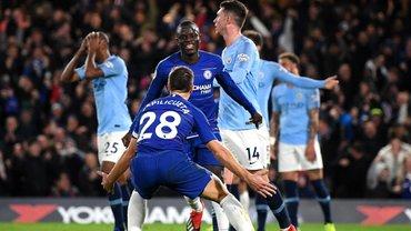 Челси – Манчестер Сити – 2:0 – видео голов и обзор матча