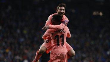 Еспаньйол – Барселона: вечір імені Лео Мессі, незламний дух господарів та прихований геній Дембеле