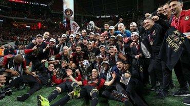 Атланта Юнайтед стала чемпионом MLS