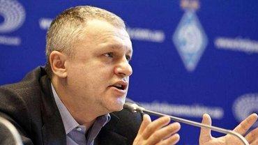 Суркис прокомментировал слухи о потенциальных трансферах Динамо