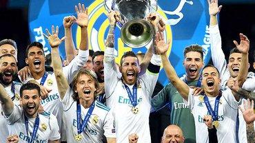 УЕФА назвал претендентов на попадание в символическую команду года