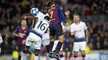 Ліга чемпіонів: Тоттенхем у матчі з Барселоною дивом вирвався у плей-офф, Інтер зазнав фіаско проти ПСВ і покинув турнір