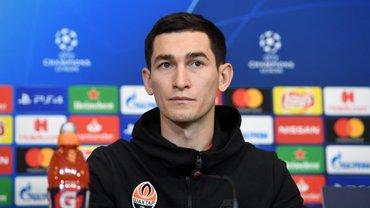 Степаненко пояснив, чому боявся грати матч проти Ліона у Львові