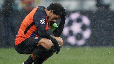 Шахтар не обіграв Ліон в матчі ЛЧ і закономірно вилетів у Лігу Європи