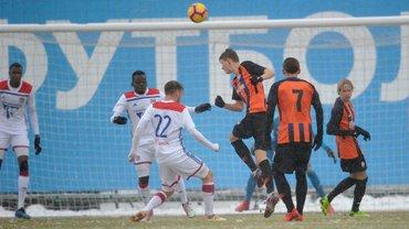 Юнацька ліга УЄФА: Шахтар U-19 на останніх хвилинах втратив перемогу над Ліоном U-19