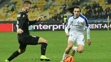 Динамо – Яблонец – 0:1 – видео гола и обзор матча