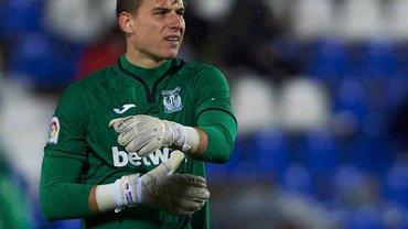 Лунін може покинути Леганес – Реал розглядає варіант з орендою українця в інший клуб